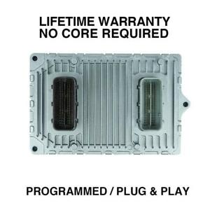 Engine Computer Programmed Plug play 2012 Jeep Wrangler 68157304aa 3 6l At Pcm