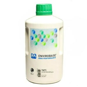 T471 Ppg Envirobase Tinter 2 Litre Waterbased Car Basecoat 471