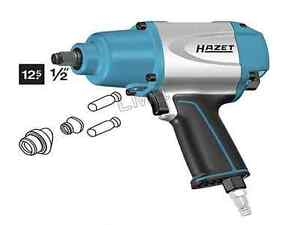 Pneumatic Impact Wrench 1 2 Drive Compressed Air Tool Hazet 9012 Spc New