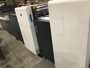 Used Hp Indigo Uv Coater