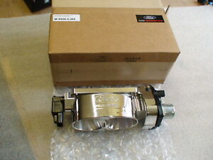 11 18 Mustang Gt Ford Racing Dual 65mm Throttle Body Supercharged 5 0 Coyote