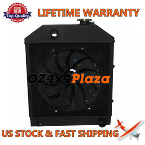 C7nn8005h 81875325 Tractor Radiator 16 fan For Ford new Holland 2000 2600 3000
