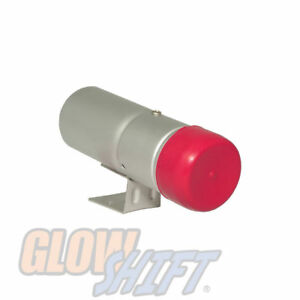 Glowshift Red Shift Light Digital Tachometer Cover Gs Sl Red
