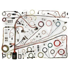 1962 65 Ford Fairlane Classic Update American Autowire Wiring Harness Kit 510553