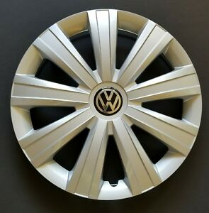 New 2011 2012 2013 2014 Fits Volkswagen Jetta Style 15 Wheel Cover Hubcap