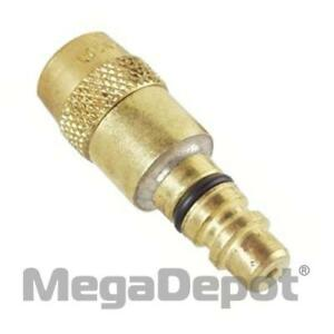 Uniweld Tua Screw Connect Tip To Quick Connect Air fuel Handle Adaptor