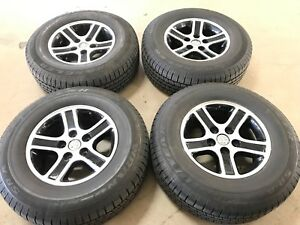 Set Of 4 Used 17 Dodge Ram 1500 Dakota Factory Oem Wheels Rims Tires Genui 2265