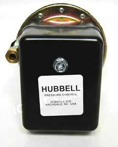 Furnas Hubbell Fire Sprinkler Pressure Switch 69hau3 140 1079 Compressor Part