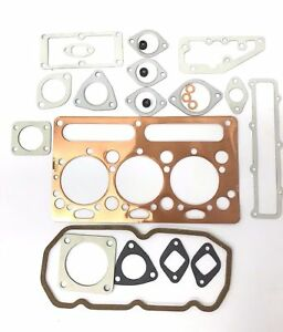 Top Head Gasket Set For Perkins 3 152 For Mf 203 205 20 30 40 148 Jcb 12 130272