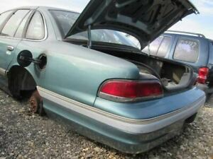 Rear Bumper Assembly Fits 92 94 Crown Victoria 260343