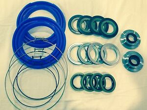 Rockwell 2 5 Ton 20 Pc Blue Boot And Seal Kit M35 M109 Military Mud Crawler 4x4