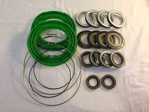 Rockwell 2 5 Ton 20 Pc Green Boot And Seal Kit M35 M109 Military Mud Crawler 4x4