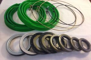 Rockwell 2 5 Ton Front Axle Green Boot And Seal Kit M35 M109 Military Mud Truck