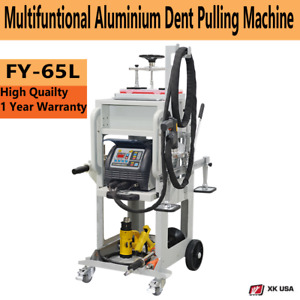 Multinational Aluminum Dent Pulling Machine Fy 65l