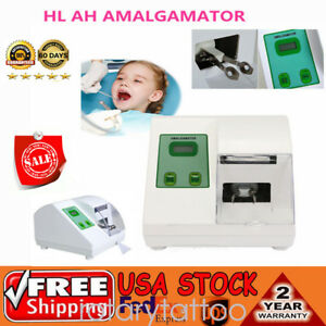 Dental Lab Amalgamator G5 Digital Capsule Mixer Hl ah Blender Mixer Amalgam 110v