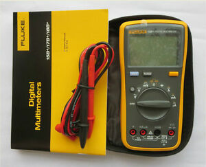 Fluke 15b F15b Digital Multimeter Meter Warranty 1y U s Shpping