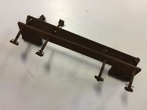 Ford Model T 4 D Open Car Touring Dr S Side Body To Frame Br Front Of Rear Seat