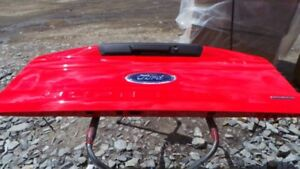 Take Off 2017 Ford F250 Super Duty Tailgate Red 179274