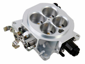 Holley Efi 112 577 Universal 4bbl Billet 1000 Cfm 4150 Flange Throttle Body