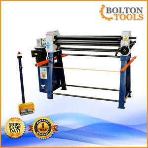 Bolton Tools 40 Heavy Duty Powered Slip Roll Bender Esr4014