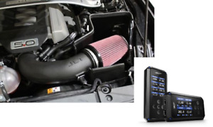 2018 2019 Mustang Gt 5 0 Jlt Cold Air Intake Sct Bdx 40490 Tune Included New