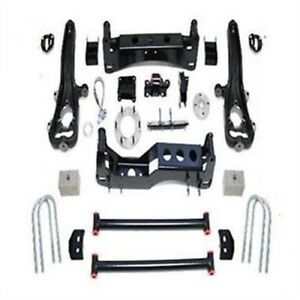 6 Inch Lift Kit With Pro Runner Shocks 2006 2008 Dodge Ram 1500 4wd