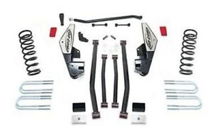 Pro Comp 6 Inch Long Arm Lift Kit With Pro Runner Shocks 2007 08 Dodge Ram 2500