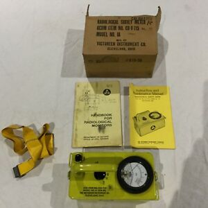 Cdv 715 Radiation Geiger Counter Kit Used But Great Condition