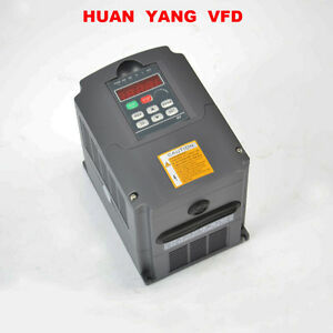 Top Quality Variable Frequency Drive Inverter Vfd 4kw 380v 5hp Huan Yang Brand