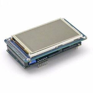 Sainsmart 3 2 Tft Lcd Display ft Lcd Adjustable Shield For Arduino Uno R3