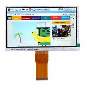 Sainsmart 7 Lcd Display Screen Tft Monitor At070tn90 With Hdmi Vga Input Driver