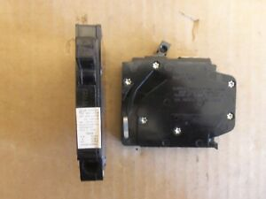 Murray Crouse Hinds Mh mm Mh115l 1 Pole 15 Amp120 240v Left Clip Circuit Breaker