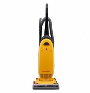 Carpet Pro Cpu 250 Upright Commercial Vacuum Cleaner