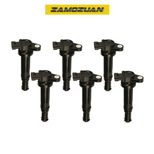 Oem Quality Ignition Coil 6pcs For 2006 Kia Optima 2007 Hyundai Santa Fe 2 7l