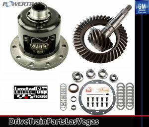 Limited Slip Posi Chevy Gm 8 5 8 6 4 10 Ratio Gear Set Master Kit 09 14 Richmond