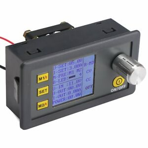 Drok Nc Dc dc Power Supply Module With Lcd Display Constant Current