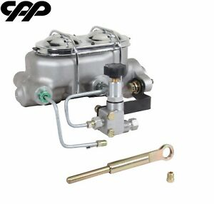 1962 65 Ford Fairlane Cpp Manual Master Cylinder Kit With Prop Valve