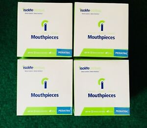 4pks Isolation Dental Mouthpieces Ped Sizes For Isolite Isodry Systems 10 pk