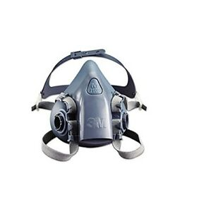 3m Medium Ultimate Half Mask Respirator 7502 With Filters Or Cartridges
