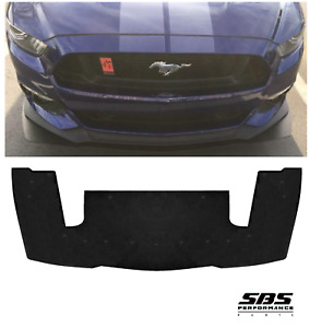 Gt350r Style Abs Front Splitter For 2015 2017 Mustang Gts With Performance Pack