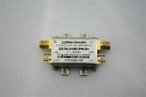 Mini circuits Zx76 31r5 pn s 0 31 5db Digital Step Attenuator Dc 2 4 Ghz Sma