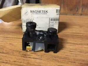 Magnetek Sbpu h2 Push Button Switch New In Box