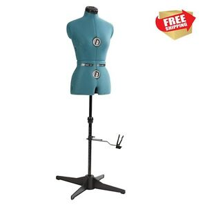 Adjustable Dress Form Small Sewing Mannequin Female Torso Professional Dresmaker