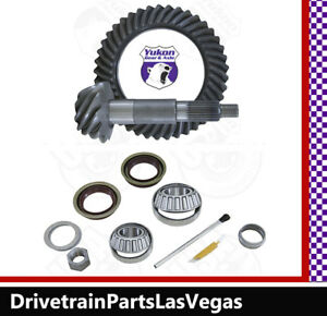 Yukon Gear Dana 44 2006 And Older Ring And Pinion W Pinion Install Kit Thick Cut
