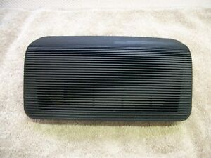 Porsche 944 924 Speaker Grill Black 1983 To 1985