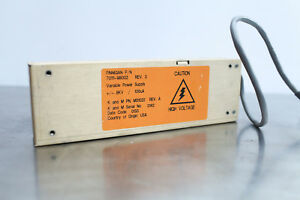 Thermo Finnigan Variable 8kv 100 a Power Supply Tsq Quantum Ultra 70111 98002
