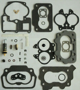 1969 70 Carb Kit Chevrolet Gmc Truck 2 Barrel Rochester 350 Engines New