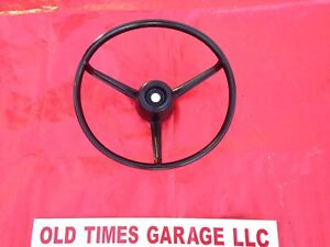 Mopar 1971 72 73 A B Body Dodge Charger Dart Plymouth Duster Steering Wheel 340