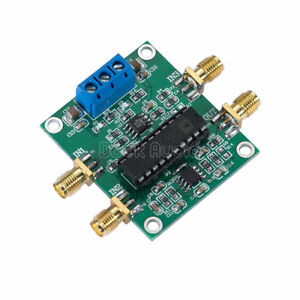 Lock in Amplifier Lia Ad630 Module Minimum System Phase Sensitive Detection