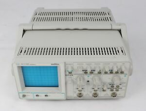 Metrix Oscilloscope Analogue Ox 803b 40mhz Tested